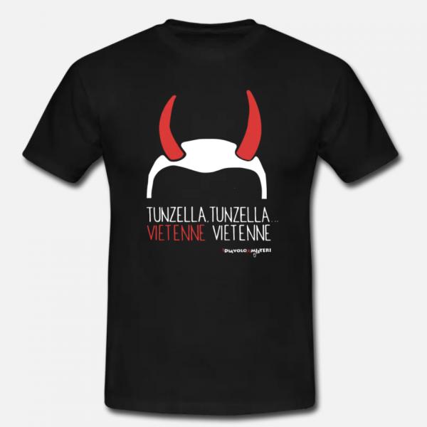 maglietta diavolo junior 2019